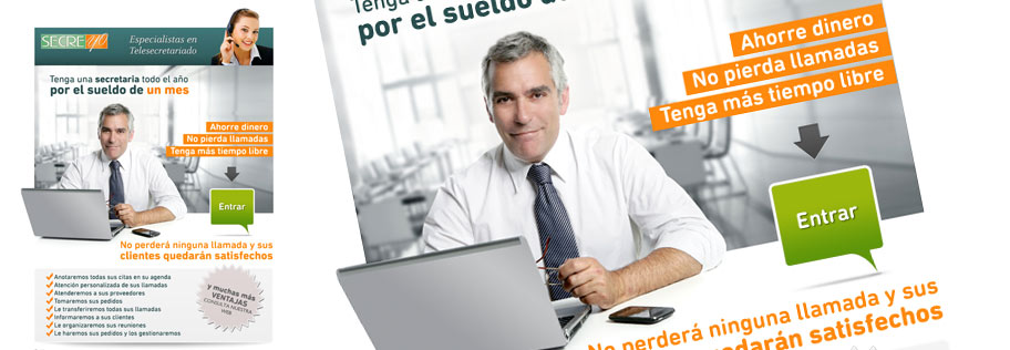 Diseño de mailing marketing empresas barcelona
